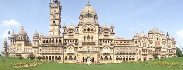 Laxmi Vilas Palace is one of Lugares favoritos de Pious.
