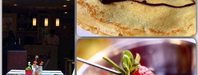 Crépe & Fondue is one of Yaşasın Yemek Yemek!.