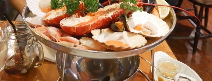 The Lobster Pot is one of Posti salvati di The Edible Fran.