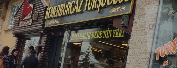 Kemerburgaz Turşucusu is one of Istanbul.