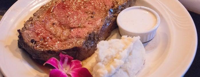 Ye Olde Tavern is one of America's Top Steakhouses.