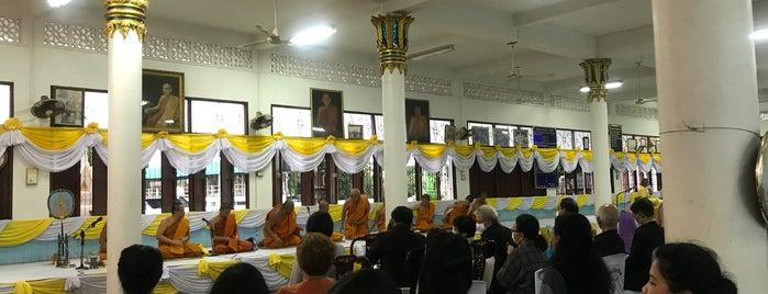 วัดมณีชลขัณฑ์ is one of ลพบุรี สระบุรี.