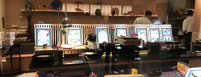 Hotel Hokke Club Asakusa is one of Lugares favoritos de 冰淇淋.