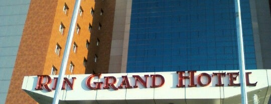 Rin Grand Hotel is one of Tempat yang Disukai Ralf.