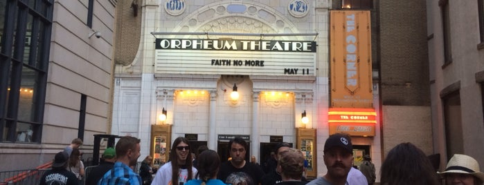 Orpheum Theatre is one of Posti che sono piaciuti a Jonathan.