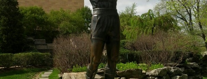Rocky Statue is one of Places to visit.