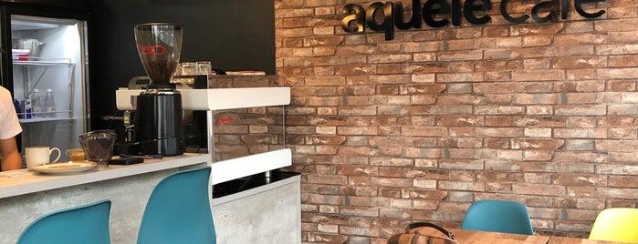Aquele Café is one of Locais curtidos por Bruno.