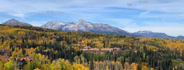 The Peaks Resort & Spa is one of Mountain Village.