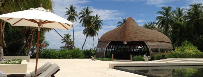 Park Hyatt Maldives Hadahaa is one of Maldives - The Sunny Side of Life.