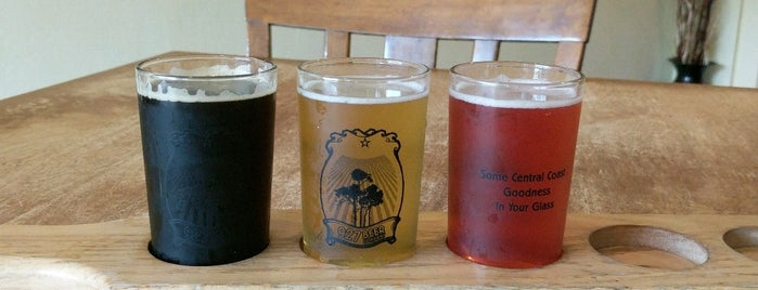 927 Beer Company is one of Central Coast.
