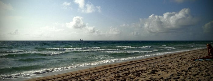 Fort Lauderdale Beach @ Sunrise Boulevard is one of Miami.