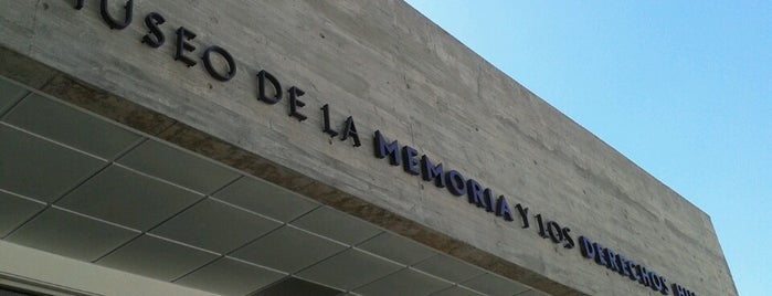 Museo de la Memoria y los Derechos Humanos is one of Museos de Santiago.