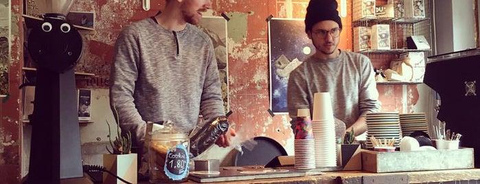 Playground Coffee is one of #myhints4Hamburg.
