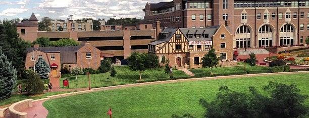 Université de Denver is one of Dining Vail.