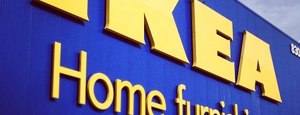 IKEA is one of Lugares guardados de Nicole.