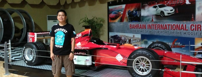 Bahrain International Circuit is one of Bahrain - The Pearl Of The Gulf.