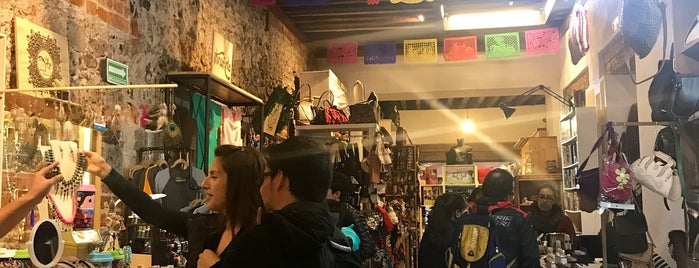 Talento Mexicano Bazar is one of Mexico City.