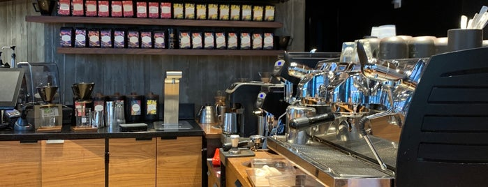 Starbucks Reserve is one of Lugares favoritos de N.