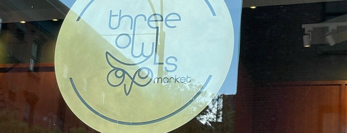 Three Owls Market is one of New York - Coffee.