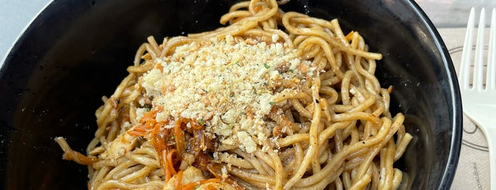 honeygrow is one of noodles.
