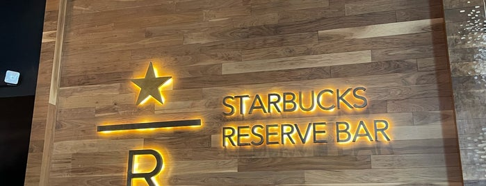 Starbucks Reserve is one of New York 2.