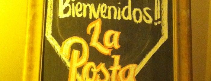 La Posta is one of Paraguay.