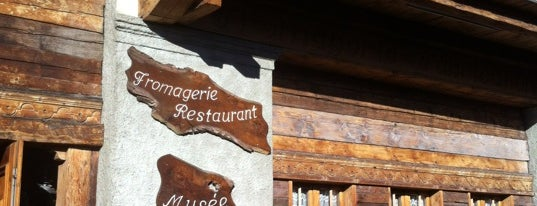 La Fromagerie is one of Suisse.