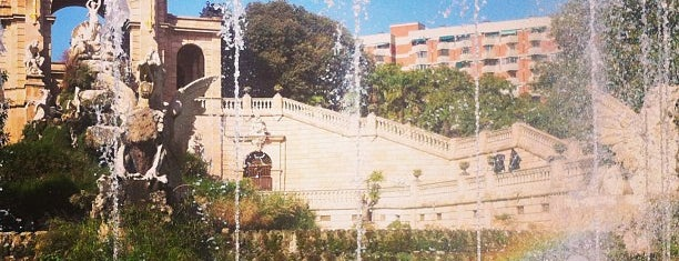 Parc de la Ciutadella is one of Barcelona, Espanha.
