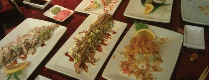 Miyako Sushi is one of Houston Texas.