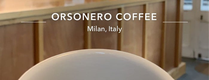 Orsonero is one of Milano.