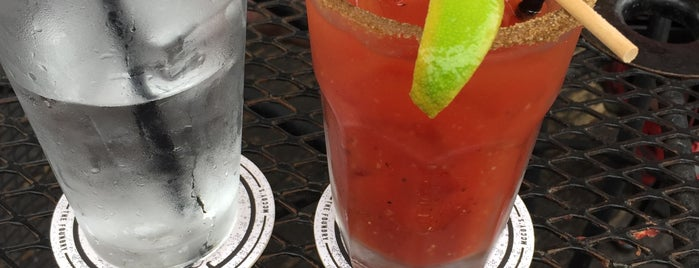 McCoy's Public House is one of KC's Most Engaging Outdoor Patios.