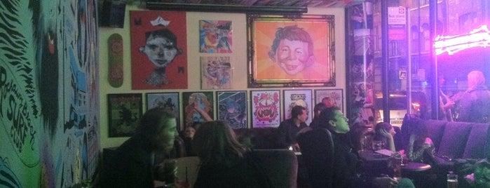 Far Rockaway is one of London: restaurants, bars, cafes.