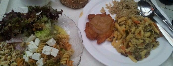 Heller's Vegetarisches Restaurant & Café is one of Go Veggie!.