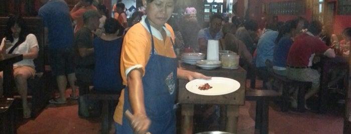 Naughty Nuri's Warung is one of Indonesia.