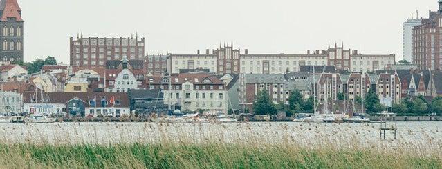 Warnowufer Rostock/ Gehlsdorf is one of Rostock & Warnemünde🇩🇪.