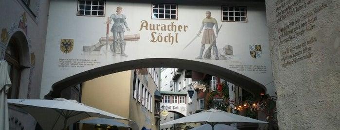 Auracher Löchl is one of Ausflüge.