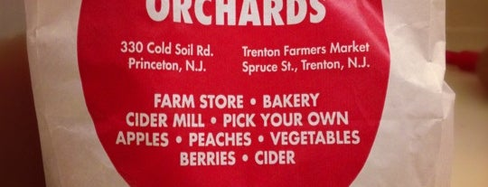Terhune Orchards is one of Excellent Farms for Apple Picking.