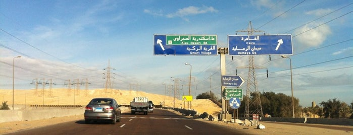Cairo - Alexandria Desert Road is one of Ahmedさんの保存済みスポット.
