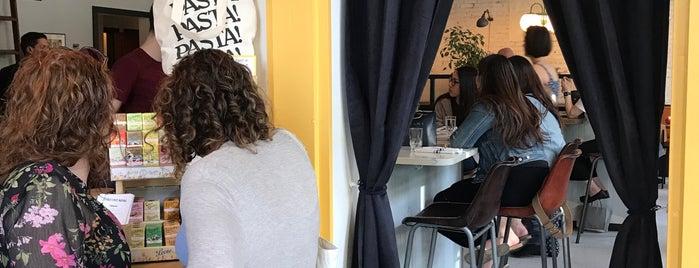 Caffe di Beppe is one of Tempat yang Disimpan Dan.