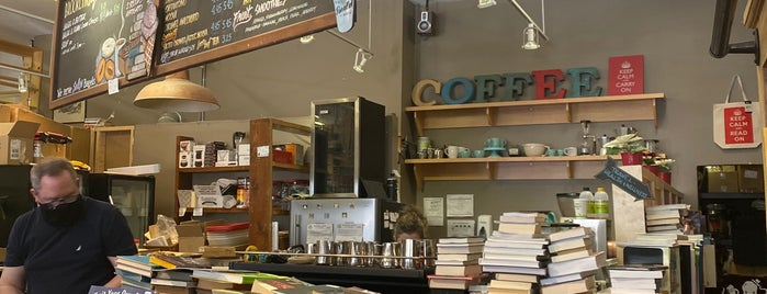 Village Books & Coffee House is one of Vancouver.