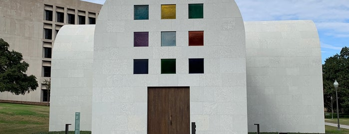 Ellsworth Kelly's Austin is one of Austin.