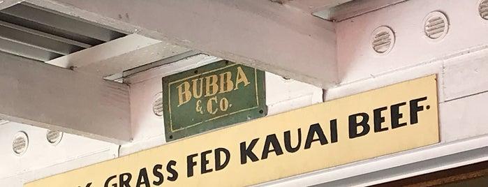 Bubba Burgers is one of Lugares favoritos de Joel.