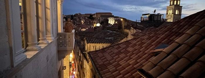 stara loza is one of Dubrovnik - juli 2017.
