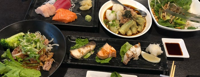 Rokko Fine Japanese Cuisine is one of Markさんのお気に入りスポット.