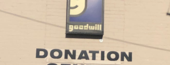 Goodwill Retail Store & Donation Center is one of Zacharyさんのお気に入りスポット.