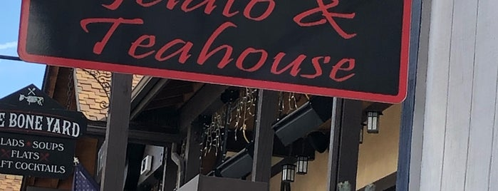 An Ran Ju 安然居 Gelato & Teahouse is one of Big Bear.