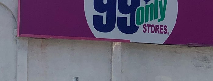 99 Cents Only Stores is one of Shop.