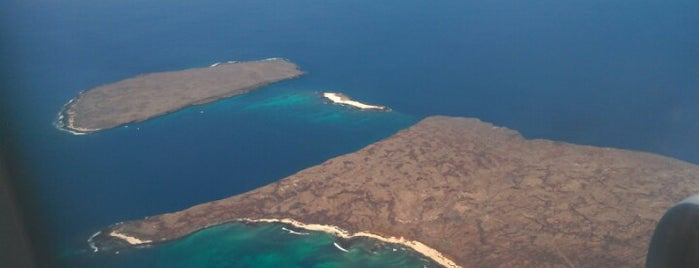 Isla Baltra is one of Islas Galápagos.