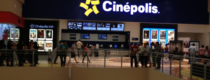 Cinépolis is one of Campeche.