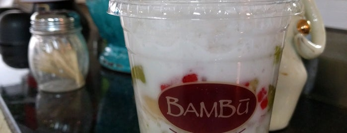 Bambū Desserts & Drinks is one of ATL.